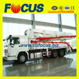 37m/39m Mobile Concrete Pump Truck