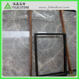 Losas de mármol grises grises de Emperador de la fábrica de China