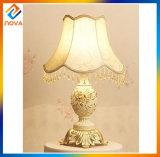 La lampe de Tableau de cru/lumière allument la table basse