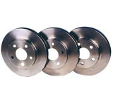 TS16949 Approved Brake Rotors pour VW-Audi Cars de Toyota Nissan
