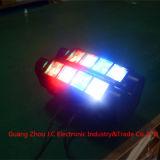 熱い販売の極度の8PCS*3W RGBW小型LEDのくもライト