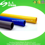 PVC螺線形の螺旋形の吸引及び排出のホース