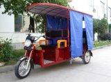 Fabricante Tricycle&Rickshaw elétrico de China do passageiro