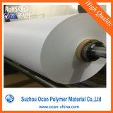 Белый крен PVC, крен листа PVC Matt хорошего качества твердый белый для печатание