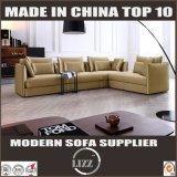 Eckl Form-Leder-Sofa-unten Sofa