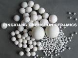 23~30% träge keramische Kugeln Al2O3 als Katalysator-Support/Bedeckung