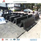 Pára-choques de borracha marinhos instalados fáceis para o projeto de construção