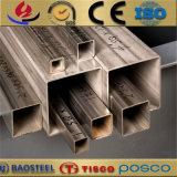 Tubo del acero inoxidable de Tp316/Tp316L/fabricante rectangulares del tubo