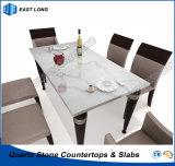 PolierquarzCountertops für Küche-Baumaterialien mit Qualität (Calacatta)