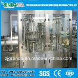 炭酸化作用の洗浄の満ちるキャッピング機械か生産ライン