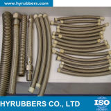 Hochleistungs--hydraulischer Gummischlauch SAE 100 R14 (Teflon)