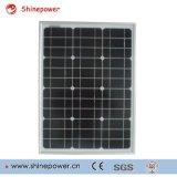 panneau solaire mono de /Solar du module 30W pour l'usage de système solaire