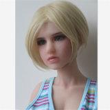 Doll van de Liefde van het Meisje van sproeten Levensecht Echt met MilieuTPR Materil (110cm)