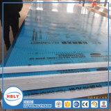 Strato del policarbonato del centro di divertimento del balcone della memoria dei passaggi dei corridoi