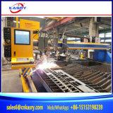 Стальной автомат для резки плазмы CNC Gantry профиля для стального изготовления