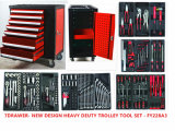Nouveau type Trolley de 228PCS Tools Set in 7drawers (FY228A3)
