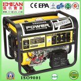 2kw-6kw Electric Gasoline Power Generator con CE, Soncap