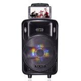 Buen sonido 200W Altavoz Bluetooth Batería Karaoke