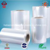 Pellicola della radura dello Shrink del PVC di prezzi bassi per stampa