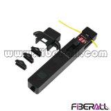 Identificateur de fibre optique de haute précision, repère visuel de défaut