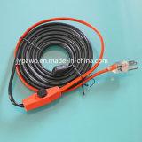 配水管の暖房ケーブル(HDBV)