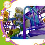 Campo de jogos interno macio maravilhoso para as crianças que jogam o equipamento
