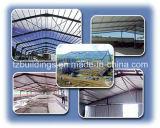 Almacén competitivo de la estructura de acero del coste