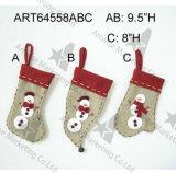 Décoration Ornaments-4asst. d'arbre de vacances de Noël