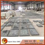 Dessus préfabriqué de cuisine de partie supérieure du comptoir de granit de construction de granit chinois normal de matériaux premier à vendre