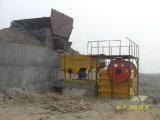 Terminar a planta de esmagamento de pedra, máquina de processamento de pedra, linha de processamento de pedra