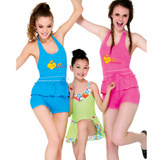 Het Pak Swimwear van de familie (YD10032)