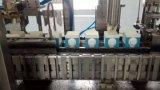 Verse Melk Op smaak gebrachte het Vullen van het Karton van de Melk Machine Met geveltop