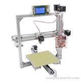 3Dプリンターフィラメントが付いている3D印字機のデスクトップ3Dプリンター