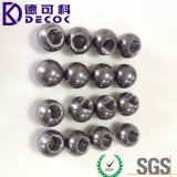 sfera dell'acciaio inossidabile di 10mm con la vite M3