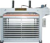 Máquina quente da imprensa Ncm-98 para fazer as portas de aço
