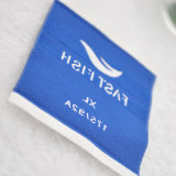 Fish rápido Main Labels/Size Labels/Woven Labels para Sports Clothing