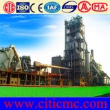 セメント及び石灰工場生産ラインのためのCitic Hicのロータリーキルン
