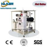 Vácuo móvel máquina usada da purificação de petróleo hidráulico