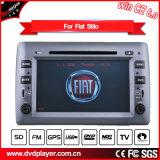 Lecteur DVD de véhicule pour l'écran tactile de la cosse TV HD de navigation de FIAT Stilo GPS