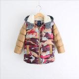 Одежды Camouflag хлопка способа для износа малышей в зиме