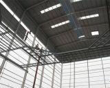 Stahlkonstruktion-zusammengebaute vorfabrizierte Werkstatt (KXD-SSW1051)