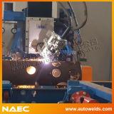 Commande numérique par ordinateur multiaxe Flame/Plasma Pipe Cutting et Profilling Machine