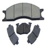 Sistema da almofada de freio do Semi-Metal da boa qualidade D1395 para Chevrolet 19207042 com suporte laboral profissional