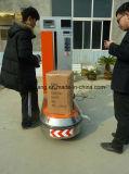 Embaladora del equipaje automático del aeropuerto de Lp600f-L (tener carretes de película del PE)