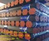 De naadloze Pijp ASME B16.25-2007, de Pijp van de Lijn ASTM A106 API 5L Gr. B van het Staal