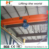 Maquinário 10 Ton Mobile Overhead Crane Price com controle remoto