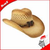 Sombrero de vaquero de papel Aerosol-Pintado del sombrero de paja