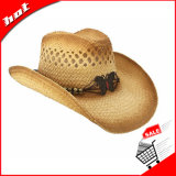 Chapéu de vaqueiro de papel Pulverizador-Pintado do chapéu de palha