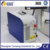 Machine stationnaire d'inscription de laser de carte en métal