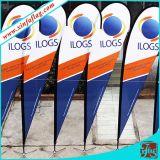 卸し売り安い屋外広告の旗、浜の飛行の旗のフラグ
